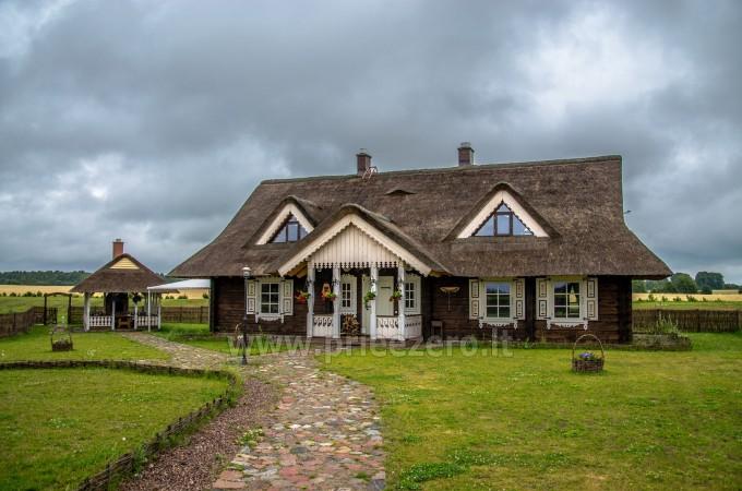 Lietuviška etnografinė kaimo turizmo sodyba Klaipėdos rajone Gribžė - 2