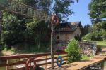 Sodybos nuoma.Atskirų namukų su patogumais nuoma prie ežero. Pirties namo nuoma - 9