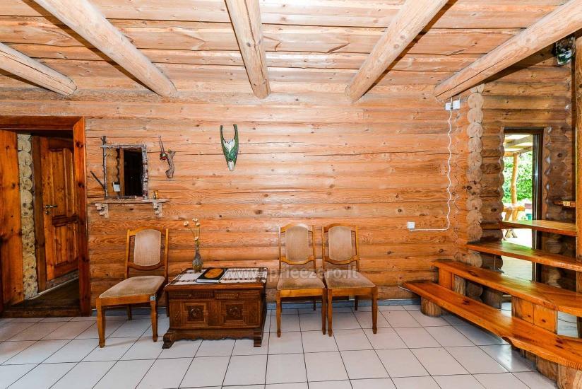 Radzevičių sodyba Alytaus rajone ant Gailinto ežero kranto - 25
