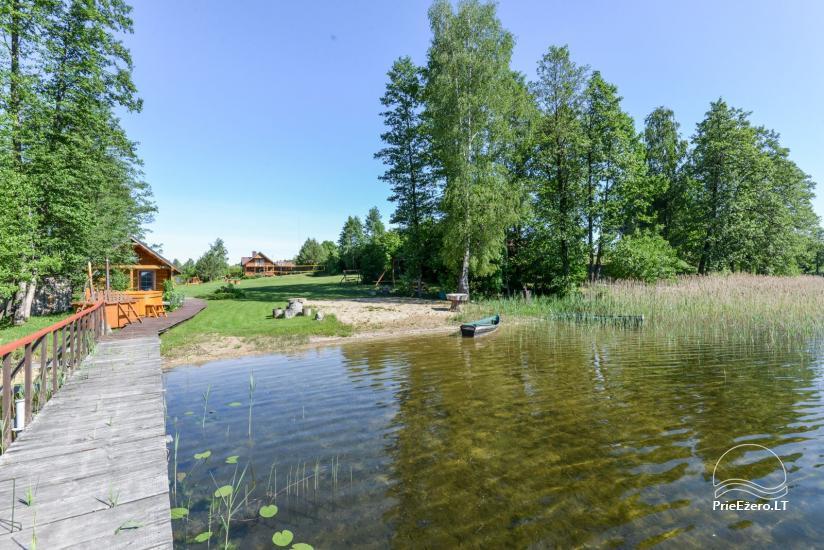 Radzevičių sodyba Alytaus rajone ant Gailinto ežero kranto - 52