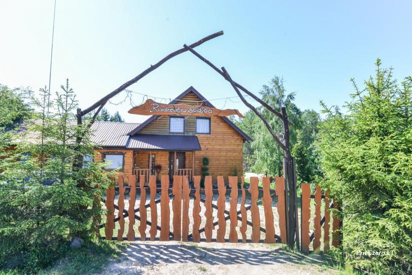 Radzevičių sodyba Alytaus rajone ant Gailinto ežero kranto - 57