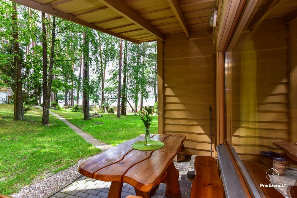 Sodyba Molėtų rajone prie Bebrusų ežero Giedrita - 16