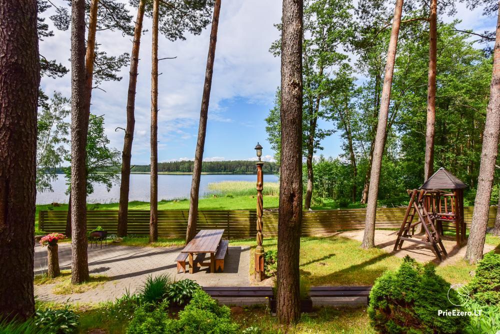 Sodyba Molėtų rajone prie Bebrusų ežero Giedrita - 5