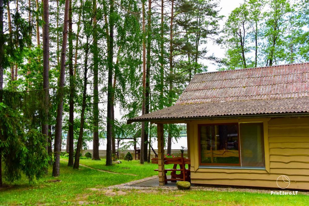 Sodyba Molėtų rajone prie Bebrusų ežero Giedrita - 3