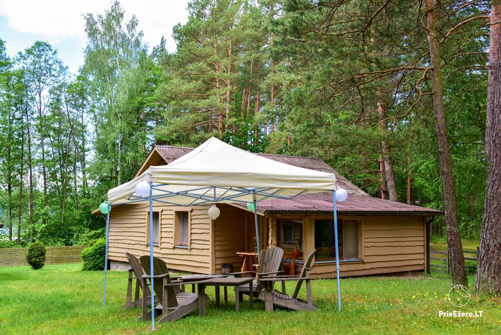 Sodyba Molėtų rajone prie Bebrusų ežero Giedrita - 12