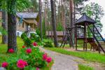Sodyba Molėtų rajone prie Bebrusų ežero Giedrita - 2