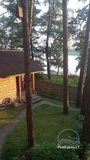 Sodyba Molėtų rajone prie Bebrusų ežero Giedrita - 26