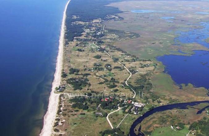 Poilsio namai Aulaukio Baltija Papėje, arti jūros ir Papės ežero - 1