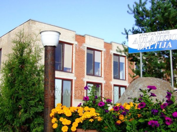 Poilsio namai Aulaukio Baltija Papėje, arti jūros ir Papės ežero - 4