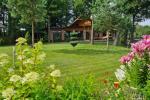 Genutės Ranča Alytaus raj.: salė iki 70asm., nameliai, pirtis, didelė terasa - 6