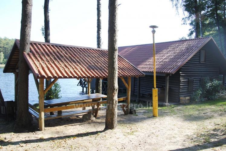 Kaimo turizmo sodyba Poilsis prie Avirio - 43