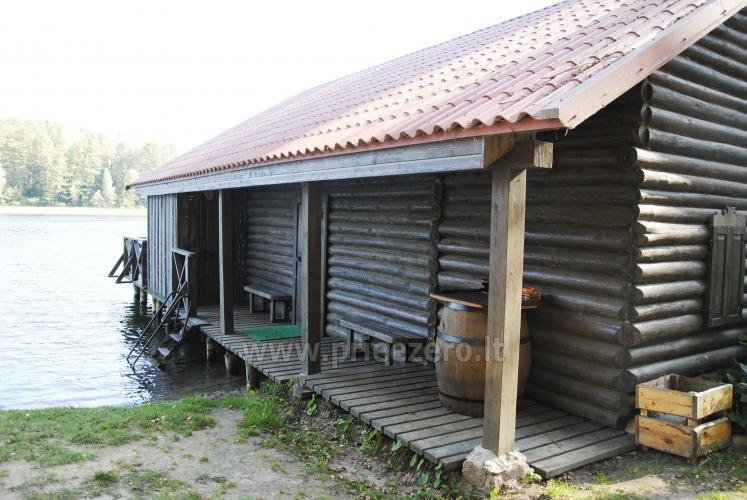 Kaimo turizmo sodyba Poilsis prie Avirio - 44