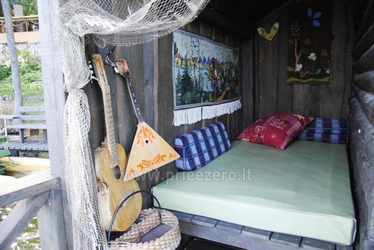 Kaimo turizmo sodyba Poilsis prie Avirio - 49