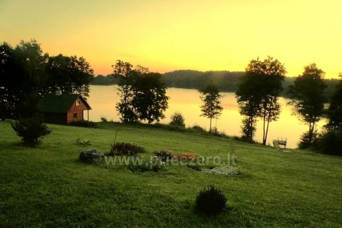 Ilonos Šerėnienės sodyba Ignalinos rajone prie ežero - 2