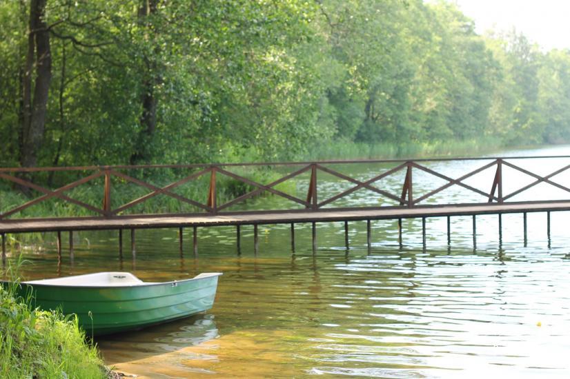 Sodyba ant ežero kranto ŠAMO VALDOS – šeimos poilsiui, saviugdos stovykloms, renginiams - 9