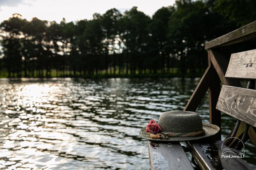 Sodyba ant ežero kranto ŠAMO VALDOS – šeimos poilsiui, saviugdos stovykloms, renginiams - 10