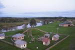 Svečių namai ir kempingas prie upės Ventspilio rajone Ventaskrasti - 5