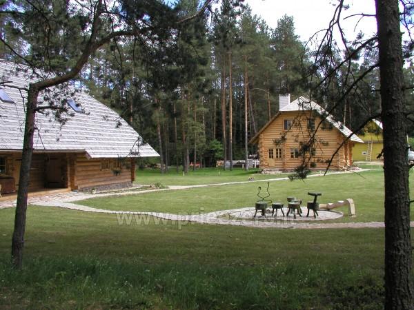 V.Šerėno sodyba Švenčionių r: banketų salė, pirtis, žaidimų aikštelė - 3