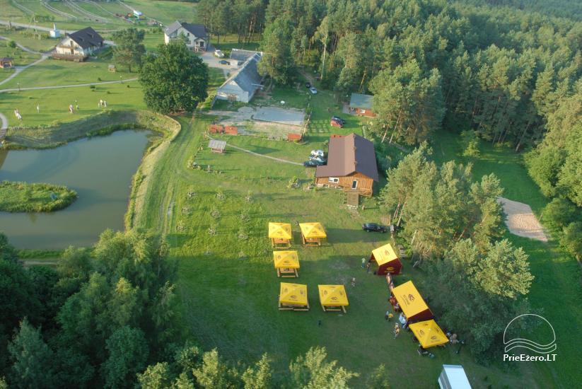 Skrebinų sodyba Jonavos rajone - 25 km nuo Kauno - 3