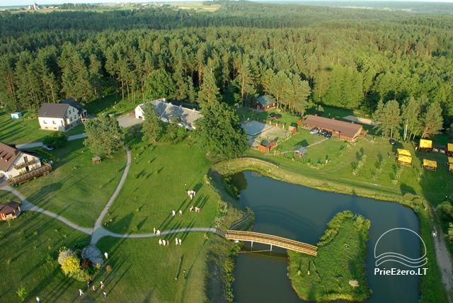 Skrebinų sodyba Jonavos rajone - 25 km nuo Kauno - 5