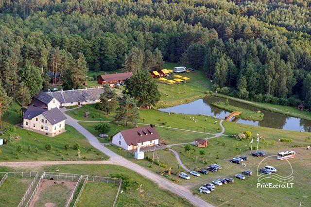 Skrebinų sodyba Jonavos rajone - 25 km nuo Kauno - 4