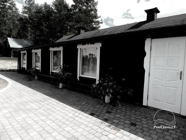 Skrebinų sodyba Jonavos rajone - 25 km nuo Kauno - 6