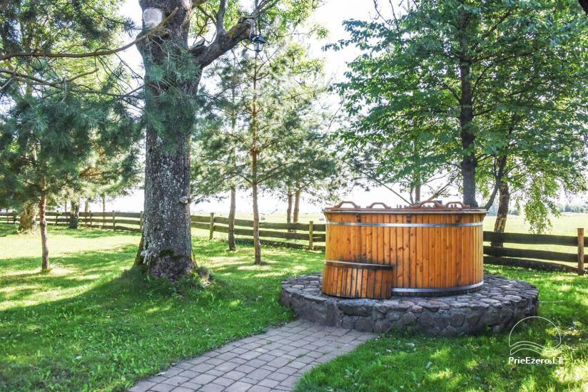 Pinciškių sodyba Kazlų rūdoje 30 km nuo Kauno - 26