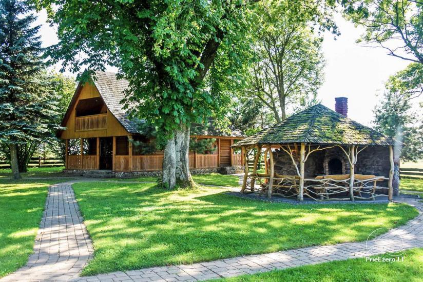 Pinciškių sodyba Kazlų rūdoje 30 km nuo Kauno - 8
