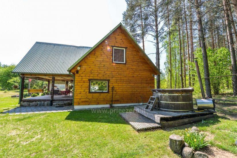 Sodyba Smališkė netoli Druskininkų ir butas Druskininkuose Vytauto g. - 5