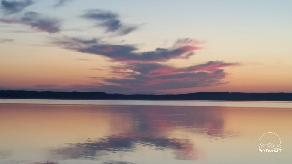 Vištyčio kempingas Pušelė - namelių nuoma prie ežero - 8