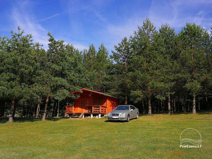 Vištyčio kempingas Pušelė - namelių nuoma prie ežero - 3