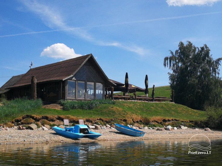 Vištyčio kempingas Pušelė - namelių nuoma prie ežero - 9