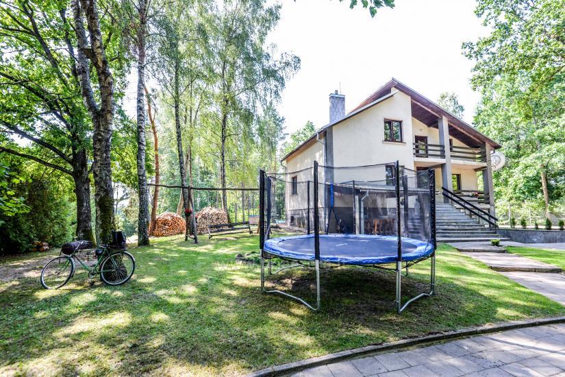 I. Paužuolio sodyba 25 km nuo Druskininkų - 18