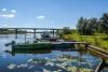 Svitkinų stovyklavietė ant Atmatos upės kranto Šilutės rajone - 19