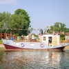 Svitkinų stovyklavietė ant Atmatos upės kranto Šilutės rajone - 2