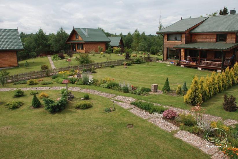 Įlankos sodyba prie Bebrusų ežero Molėtų rajone - 4