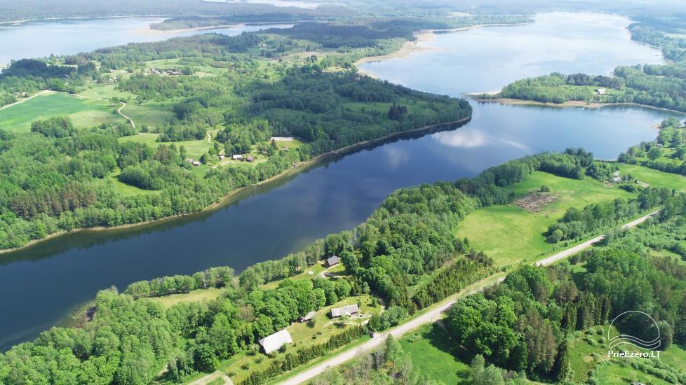 L.Kindurienės sodyba ant Lušykščio ežero kranto - 46