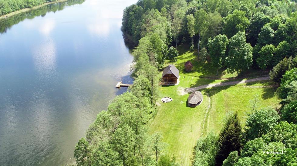 L.Kindurienės sodyba ant Lušykščio ežero kranto - 11