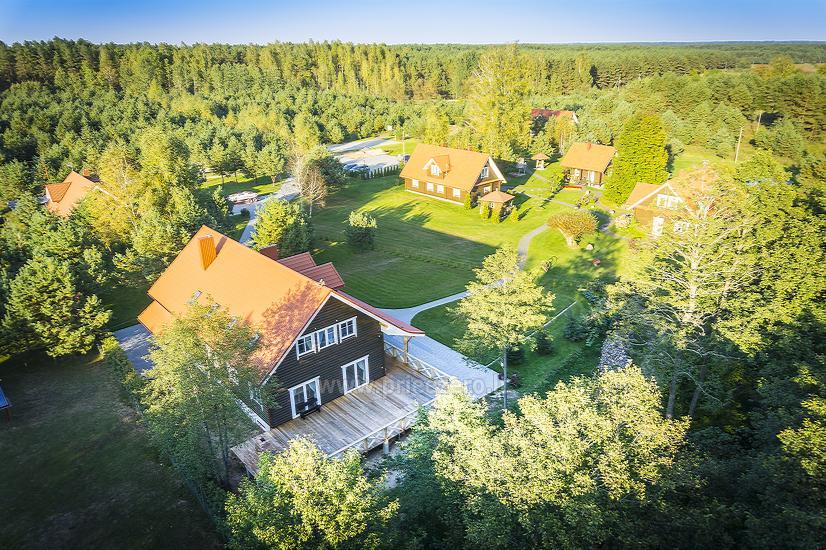 Turauskų kaimo turizmo sodyba Varėnos rajone - 1