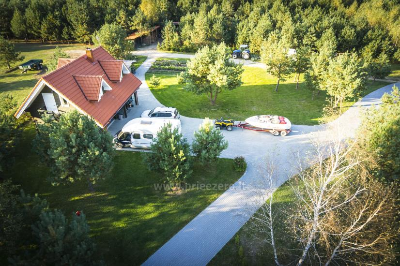 Turauskų kaimo turizmo sodyba Varėnos rajone - 3