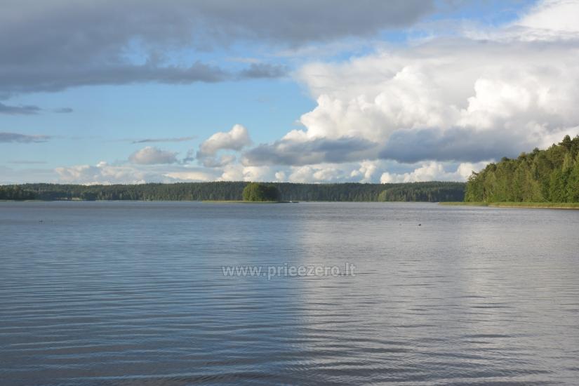 Sodyba Bebrusiukas ant Bebrusų ežero kranto Molėtų rajone - 6