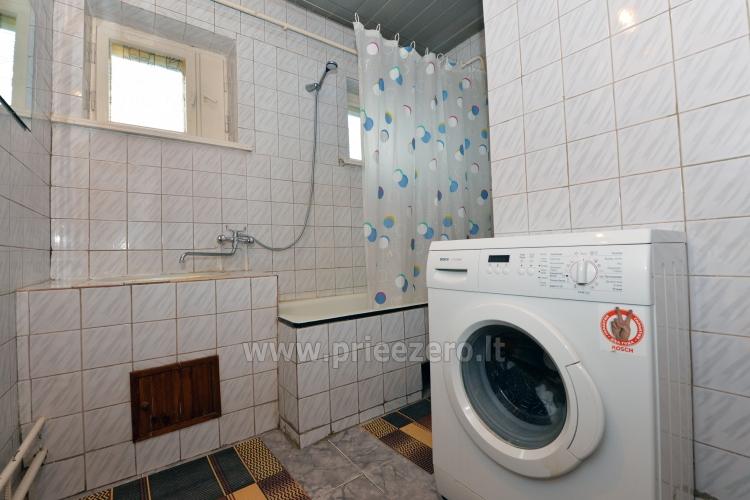 Apartamentai Druskininkų senamiestyje, yra vaikų žaidimo aikštelė - 19