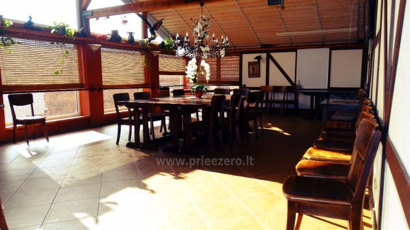 Svečių namai - restoranas  Klaipėdos rajone KARČEMA MINGĖ - 15