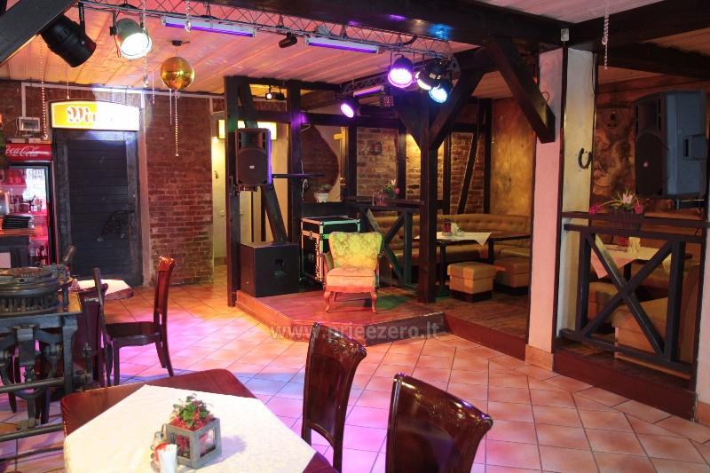Svečių namai - restoranas  Klaipėdos rajone KARČEMA MINGĖ - 26