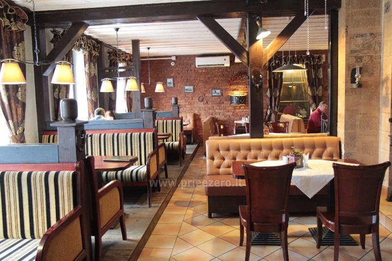Svečių namai - restoranas  Klaipėdos rajone KARČEMA MINGĖ - 28