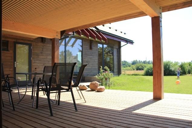 Apartamentų nuoma Šventojoje, viloje Medeina - 2