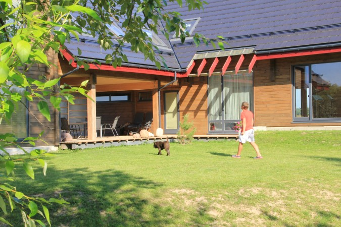 Apartamentų nuoma Šventojoje, viloje Medeina - 3
