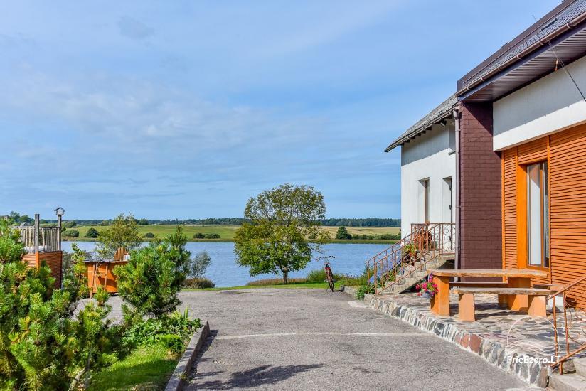 Vila Janus ant ežero kranto – vestuvėms, renginiams, poilsiui - 3