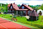 """Sodyba Ignalinos rajone """"Saulėtekis"""": nameliai, kavinė, pirtis, stovyklos, sportas"""