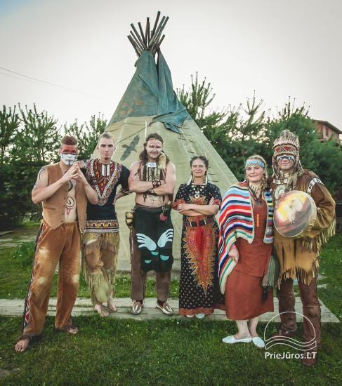 Vinetu kaimas – gyvosios indėnų istorijos muziejus, aktyvaus ir harmoningo laisvalaikio kaimas - 2